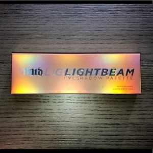 New URBAN DECAY Lightbeam Eyeshadow Palette